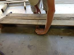 how to make a small table how to make a pallet table nicki koziarz