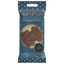 where to buy chocolate frogs harry potter chocolate frog 0 55 oz jelly belly candy company