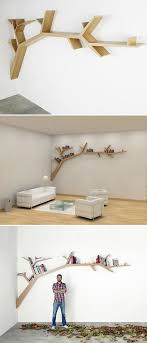 the 25 best tree bookshelf ideas on tree shelf