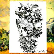 tattoo home decor compare prices on tattoo car stickers online shopping buy low