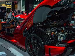 hybrid supercars koenigisegg regera hybrid new york debut business insider