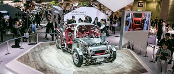 toyota motor corporation japan toyota global site the 44th tokyo motor show 2015 booth
