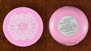 Bedak Pixy Compact Powder Finish xiao vee pixy bright fix bb