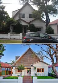 house renovation before and after house renovation ideas inspirational before after small and modern