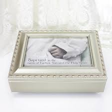 baptism jewelry box baptism gifts christening gifts