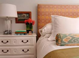 How To Make Your Own Fabric Headboard by Make Your Own Fabric Headboard Tags 163 Gracious How To Make A