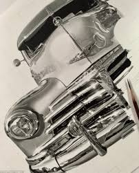 vintage cars drawings stunning black and white images by artist kohei ohmori daily