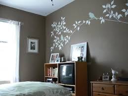 Bedroom Wall Designs For Teenagers Wall Ideas Images Creative Teen - Creative ideas for bedroom walls