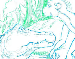 samuel e kirkman comics portfolio character sketches