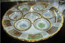 seder dishes vintage a spectacular seder dish by royal cauldon judaica for