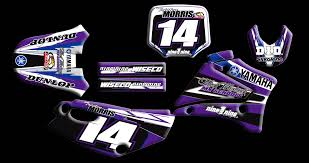 custom motocross helmet yamaha full kits nineonenine designs