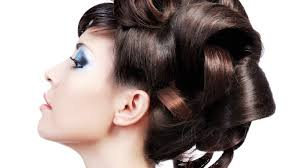 Hochsteckfrisuren Locken Kurze Haare by Kurze Haare Und Haarteil Paradisi De