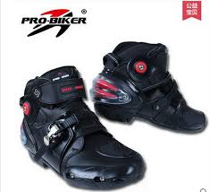 biker riding boots motorcycle boots pro biker high ankle racing boots bikers leather