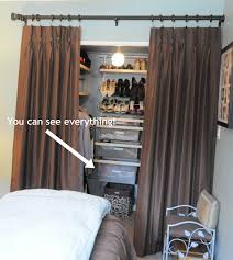 Ideas For Small Closets by Awesome Small Bedroom Closet Design Ideas Photos Rugoingmyway Us