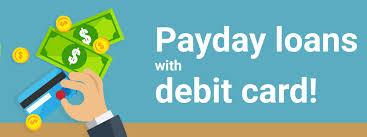 prepaid debit card loans payday loans with a prepaid debit card moneyless org