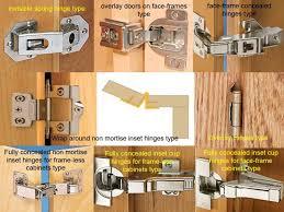 No Door Kitchen Cabinets Door Hinges Hidden Hinges For Kitcheninet Doors No Borehidden