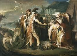 Tiresias The Blind Prophet Tyger U0027s Eye The Paintings Of William Blake 2 U2013 The Ancient Of