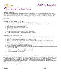 Lpn Rn Nurse Resume Examples Sample Resume Lvn Skills Resume Resume For Your Job Application