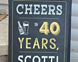 40th birthday centerpiece 40th centerpiece sticks 40th