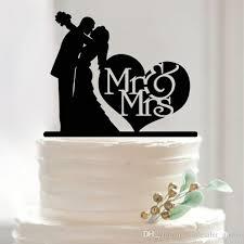 mr and mrs wedding cake toppers wedding cake topper cake decorating acrylic custom cake