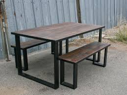 reclaimed wood square dining table best amazing hunter rustic lodge chunky reclaimed wood square dining