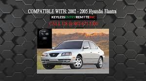 2002 hyundai elantra size how to replace hyundai elantra key fob battery 2002 2003 2004 2005