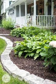 Landscaping Ideas For Front Yard Front Yard Front Yard Makeover Transformation South Surrey Bc