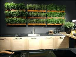 make your own kitchen micro garden by attaching the planters to