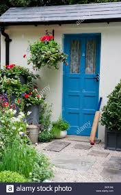 Front Door Planters by Front Door Planters Stock Photos U0026 Front Door Planters Stock