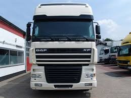Daf Xf Super Space Cab Interior Daf Xf 95 380 Super Space Cab Swap Body Chassis Bdf With Case