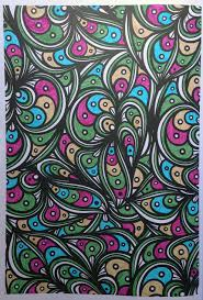 art therapy u2013 french coloring books joshua john mackin u0027s signs