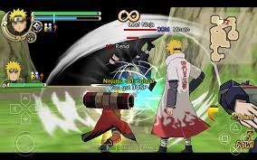 naruto shippuden ultimate ninja impact psp iso cso for android pc