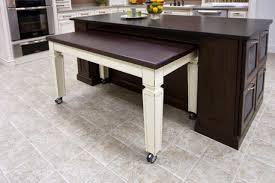 kitchen island pull out table extraordinary kitchen island with pull out table 69 for interior