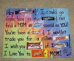 candy cards candy bar poster ideas with clever sayings hative