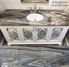 Marble Bathroom Vanity by Marble Bathroom Vanity Calacatta Cielo Marble