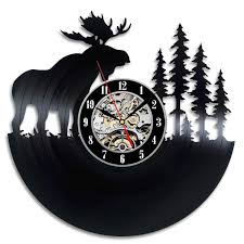decorative wall clock new limited quartz analog plastic separates large decorative wall