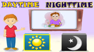 daytime u0026 nighttime sequence of events quiz for kids youtube