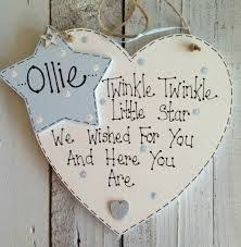 baby plaques 194 best handmade personalised signs plaques images on