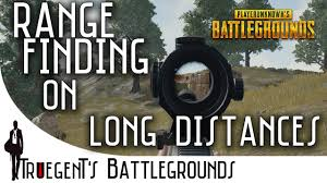 pubg 4x zeroing pubg how to aim mid and long range youtube