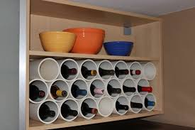 kitchen wine rack ideas sumptuous diy wine rack contemporary kitchen
