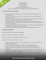 examples of customer service resumes how to write a perfect customer service representative resume customer service resume experienced