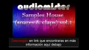 House Tech Audiomister Samples Gratis House Tech House Y Deep House