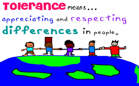 Image result for values education tolerance