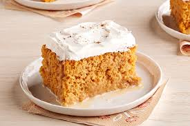 pumpkin spice tres leches cake kraft recipes