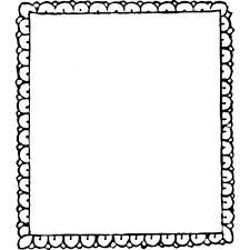 cornice per bambini disegno di cornice da colorare per bambini