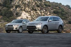 mitsubishi 90s sports car 2015 mitsubishi outlander reviews and rating motor trend