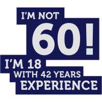 witzige sprüche zum 60 geburtstag die besten 25 sprüche zum 60 geburtstag ideen auf