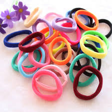 elastic hairband 50pcs set hair bands lowest price for beautifully womens