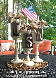 40 irresistible 4th of july home decorations bedroom and living of july apothecary jars 4th of july apothecary jars