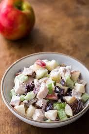 turkey waldorf salad recipe simplyrecipes com
